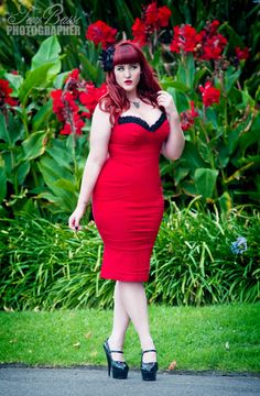 Masuimi Dress by Pin Up Girl Clothing