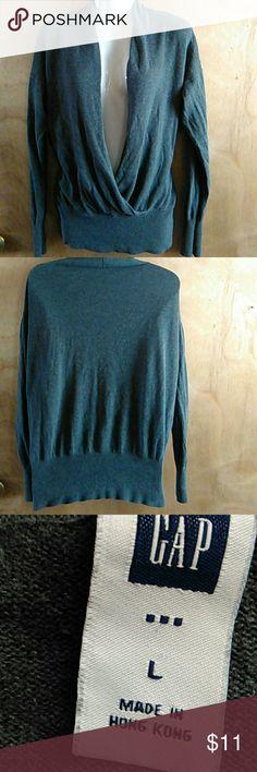 Gap wrap blouse Soft liteweight material GAP Tops Blouses