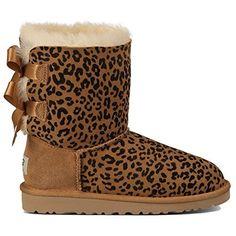 UGG Kids Bailey Bow Rosette Boot  Price : $149.95 - $169.95 http://www.californiarepublicclothes.com/UGG-Kids-Bailey-Rosette-Boot/dp/B00M8KKWSU