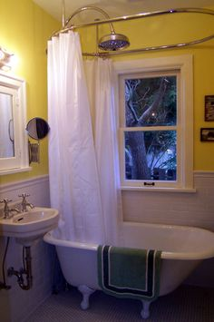 Luxe Vintage 1920's Bathroom - Bathroom Designs - Decorating Ideas - HGTV Rate My Space