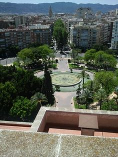 Plaza Circular en Murcia, Murcia
