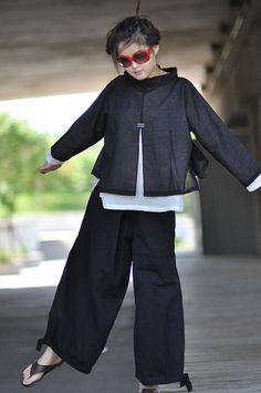 #QIAO  Leather Skirts #2dayslook #fashion #LeatherSkirts www.2dayslook.com