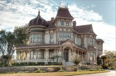 I ❤ Victorian houses . . .