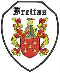 Família Freitas | Origem do Sobrenome