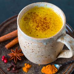 Turmeric Golden Latte
