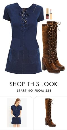 """""""Maya Hart Inspired Outfit"""" by daniellakresovic ❤ liked on Polyvore featuring Forever 21 and Frye"""