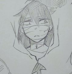 [Satsuriku no Tenshi] Zack — Isaac Fooster Dark Art Drawings, Anime Drawings Sketches, Anime Sketch, Cute Drawings, Anime Character Drawing, Character Art, Manga Art, Anime Art, Arte Peculiar