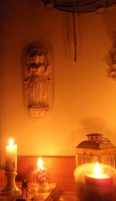 Altar for Hekate by ~Neheti on deviantART