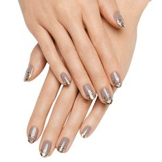 midas touch - nail art by essie looks