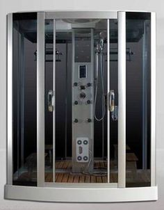 Details About Steam Shower Bath Cabin Enclosure Cubicle Insignia ... Bing Steam Shower