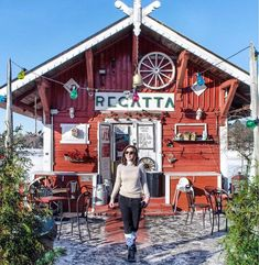 Café Regatta Helsinki Finland