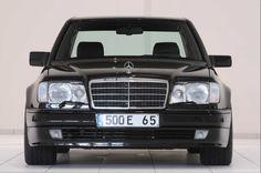 Mercedes-Benz 500E Brabus W124 8V 6.5
