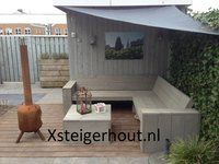 Outdoor Furniture, Outdoor Decor, Outdoor Storage, Diys, Patio, Home Decor, Bricolage, Terrace, Interior Design