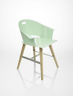 James Chair by Jarl Fernaeus