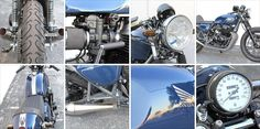 Honda CB 750 Four by Lossa Engineering