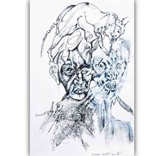 Tinta China, Art, Paper Envelopes, Art Background, Kunst, Performing Arts, Art Education Resources, Artworks