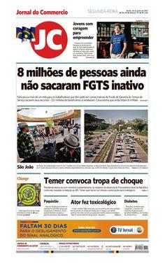 JORNAL DO COMMERCIO, FOLHA E DIARIO DE PERNAMBUCO - CAPAS E MANCHETES DO DIA! http://blogdoronaldocesar.blogspot.com.br/2015/09/capas-do-dia-jornal-do-commercio-folha.html              COMPARTILHE
