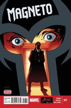 Magneto Vol. 3 # 17 by David Yardin
