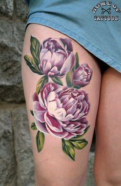 1337tattoos — Sandra Daukshta I want a magnolia like that!