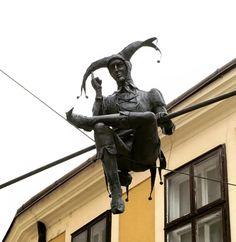 Cosas curiosas que encuentras en pueblos con nombres impronunciables: Székesfehérvár. #hungria #turisteando