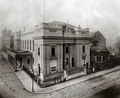 The Nottingham Mechanics - Before the fire of 1867