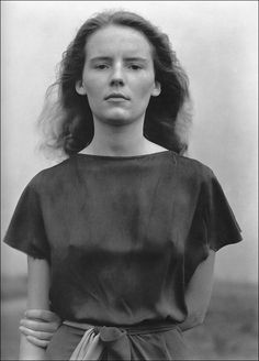 Charis Wilson by Edward Weston     In January 1934 Ms. Wilson was an intellectually inclined, brazenly adventurous young woman of 19 when she met Weston, who was then in his late 40s and a friend of her brother, Leon, at a concert in Carmel, Calif. They were drawn to each other instantly, and she began posing for him shortly thereafter.