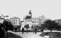 Jardines de Pereda, 1920