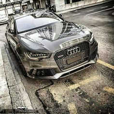 Audi RS5 hello lovah!