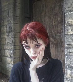 miss this day, i went to the cemetery by myself and just took thousands of pics. it felt unreal Dye My Hair, New Hair, Your Hair, Hair Inspo, Hair Inspiration, 90s Grunge Hair, Mode Grunge, Dull Hair, Remy Hair Extensions