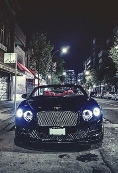 #Bentley #continental