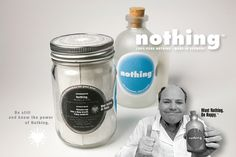 """Discover the treasure ofnothing  A Revolutionary Product It has long been said that the key to happiness is to want nothing. Thank you for participating in the launch of our first product, nothing. Please suport our campaign (if so movedsince we want nothing) by clicking on the """"Donate Now"""" bu..."""
