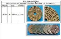 Terrazzo Polishing Pad made in Korea quarantees consistent high quality.     Specially developed for Terrazzo Polishing Pad with high technical formulation.  Available tailor-made either for concrete hardness or for terrazzo itself hardness. http://www.gobizkorea.com/catalog/product_view.jsp?blogId=stonetools&objId=1064808&lang_type=55 Following is our online catalog supported by Korea government;  http://stonetools.gobizkorea.com sales@stonetools.co.kr  http://stonetools.gobizkorea.com…