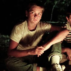 Chris Chambers in the movie Stand By Me?