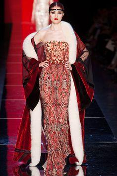 Jean Paul Gaultier Fall 2012 Couture#slide52#slide52