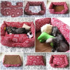 DIY Sew Couch for Pets by marina