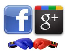 Facebook vs Google Plus: The Classic Battle