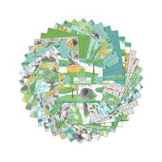 Wilmington Prints Crystals Dream Big Anne Rowan 10 Karat Crystals 42 per pack |