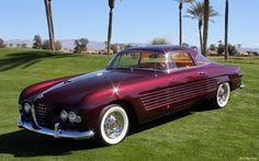 1953 Cadillac Series 62 Ghia - Rita Hayworth