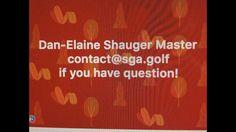 Dan Shauger Master of his (New Golf Swing) scientificgolf.academy/16 Dif...