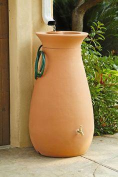 Rain Catcher Urn 65 Gallon | Buy from Gardener's Supply