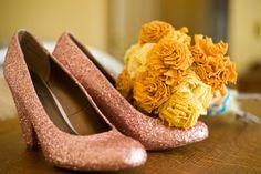 Shoes that would make Dorothy jealous  Photography by: jennifer.B Photography  http://brds.vu/z8PiQT