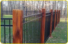 Estate Entry Gates | Joplin, MO | MW Fence CO | 417-540-1222