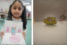 Pop-Up Writing in PreK and Kindergarten