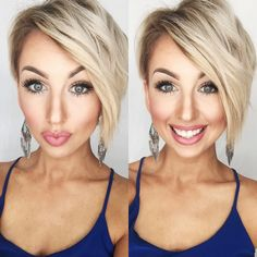 Blonde pixie #blondepixie #nothingbutpixies