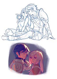 Fire Emblem Awakening, Female Robin Fire Emblem, Fire Emblem Chrom, Anime Manga, Anime Art, Character Art, Character Design, Fire Emblem Characters, Blue Lion