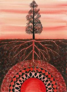 Gráfico de raíces de un arbol - Catherine McElroy/Getty Images