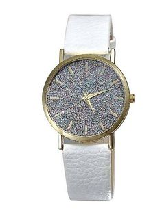 SKLIT schauen Frauen starry Flash-Diamant-lederne Uhr Studentenquarzuhren montre femme - http://uhr.haus/sklit-watches/sklit-schauen-frauen-starry-flash-diamant-uhr