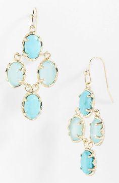 Kendra Scott 'Melly' Chandelier Earrings