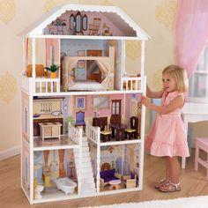 every girl's room needs a dollhouse!