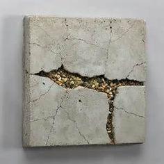 Cement Art, Concrete Art, Concrete Sculpture, Sculpture Art, Ceramic Wall Art, Concrete Crafts, Art Moderne, Texture Art, Stone Art